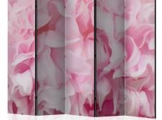 Paraván - azalea (pink) II [Room Dividers]